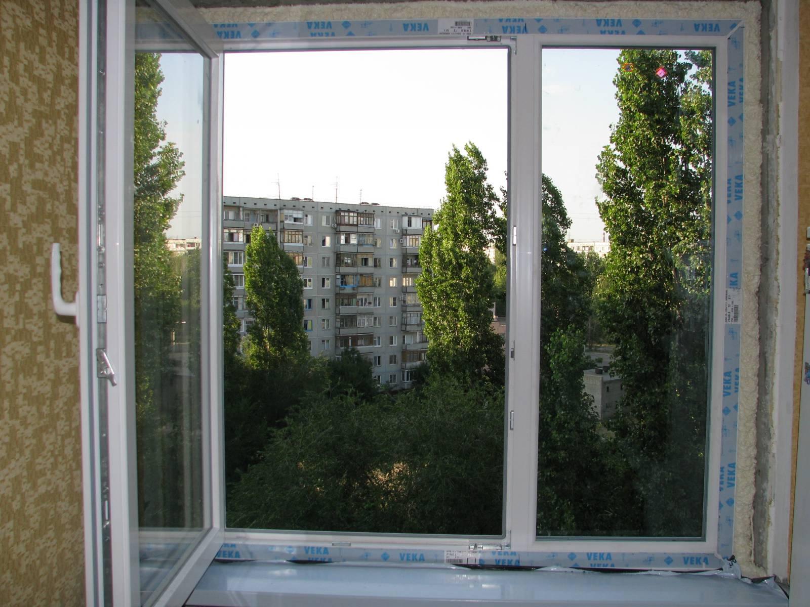 Окна веко фото